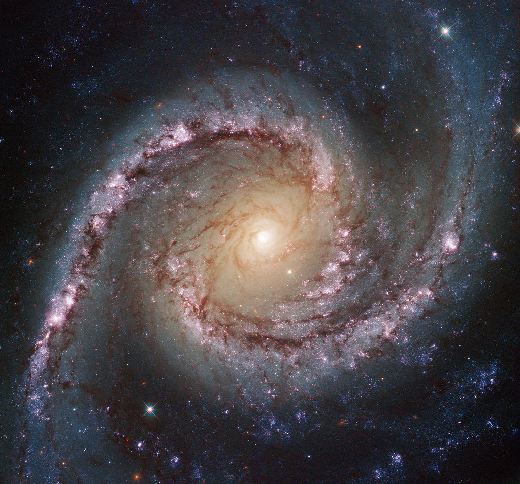 Grand Swirls from NASA's Hubble