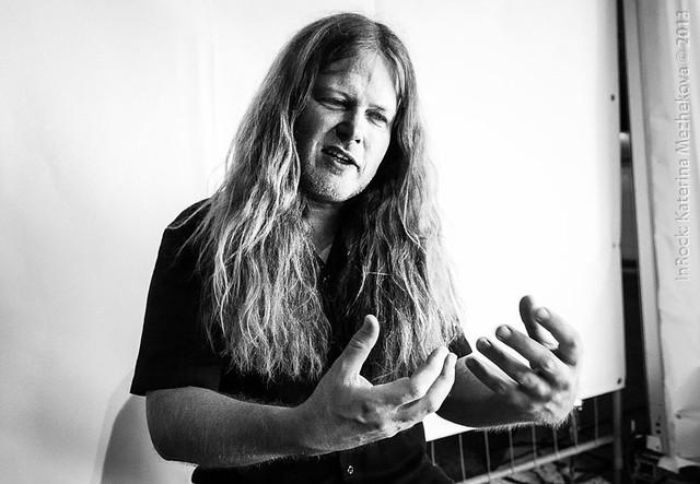 Mattias IA Eklundh at GES