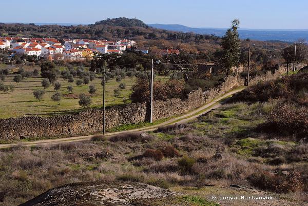 126 - Castelo Branco Portugal - Каштелу Бранку Португалия