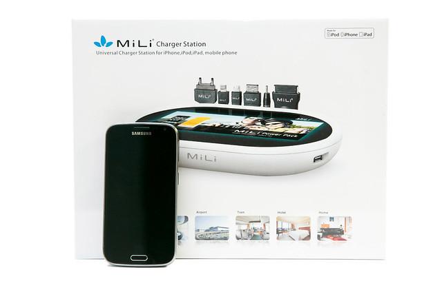 充電神器 – MiLi HC-H70 多功能充電站 @3C 達人廖阿輝