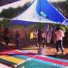 Academia Freesport en colegio Sek Concon, Chile. #sekenmovimiento #surf #bodyboard #slackline #slacker #ejercicios #entrenamiento @adrenalinboardshop @makagajardo @toroisrael @valeaguirrefav @anibalmirandabb @martinkaisersalvador