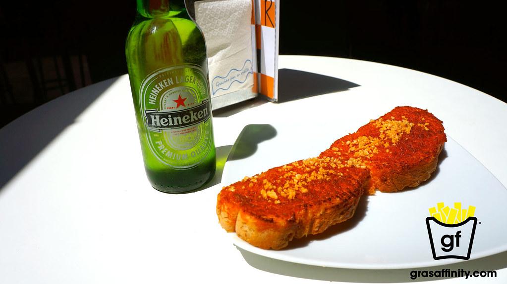Ruta de la tapa Heineken