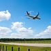 Landing at IAH - Airport in Houston