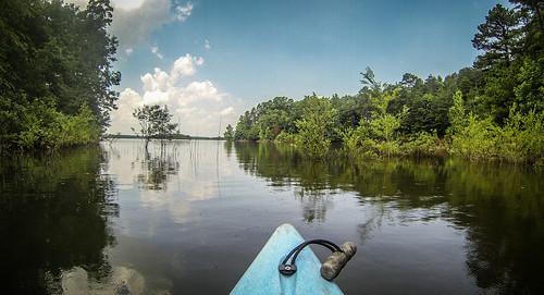 lake unitedstates southcarolina kayaking ghosttown paddling ghosttowns lakehartwell townville rambing
