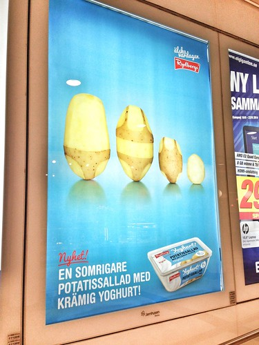 stockholm ad campaigns
