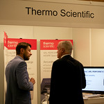 Thermo Scientific Exhibition Booth