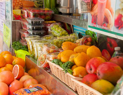 fruits and veggies photo