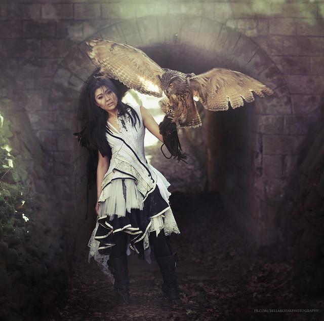 .bella. - the messenger..