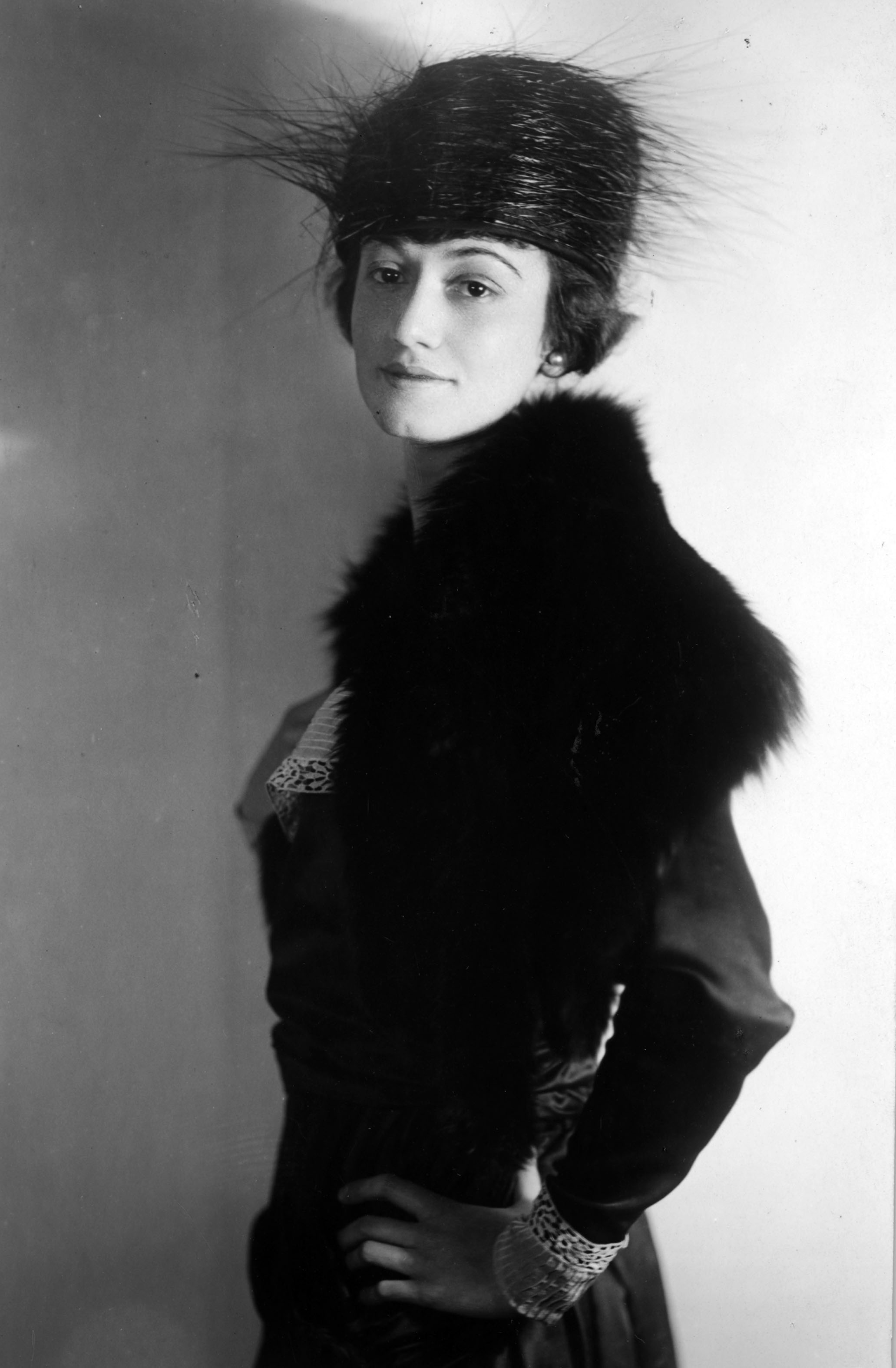 Photograph Studio Portrait of Helen Wallace, ca. 1925