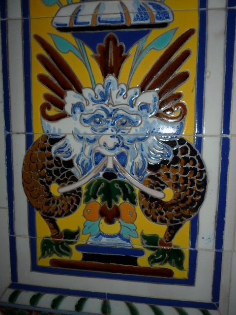 Azulejos de la casa palacio aramburu c diz flickr for Azulejos cadiz