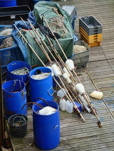 Fishing Tackle at Brighton Marina