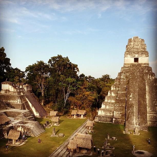 See you, Tikal