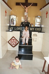 My Lord And My God and My #awesome Grand kids by firoze shakir photographerno1