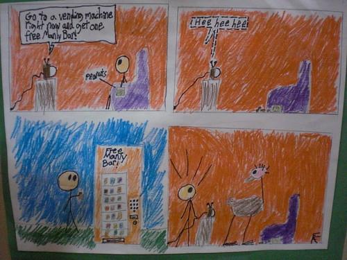 Project 365: 75/365 - Comic
