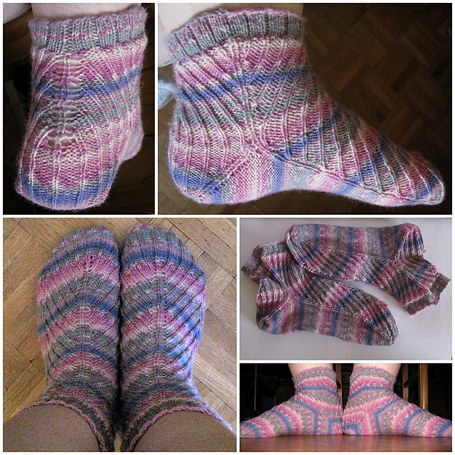 Bernadka's socks