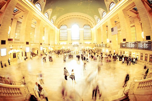 ~ Grand Central - v1 ~ by Janey Kay