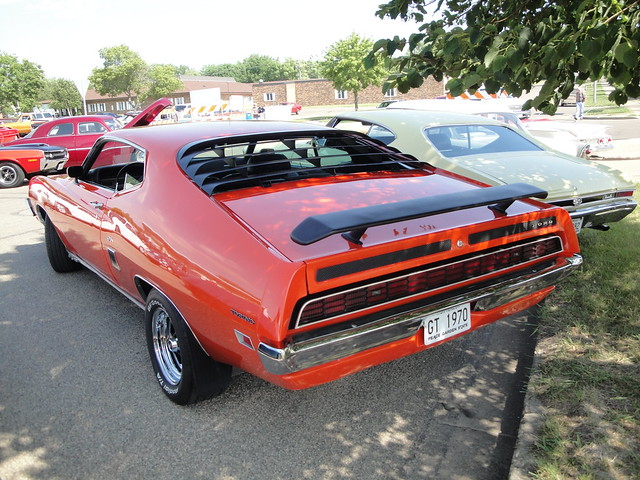 70 Ford Torino Gt Flickr Photo Sharing