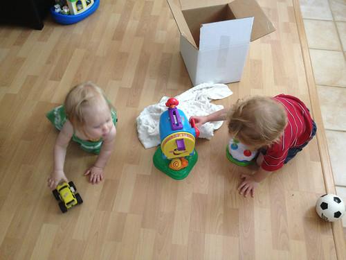 Box O' Toys