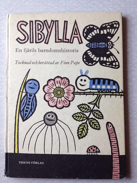 Sibylla En fjärils barndomshistoria