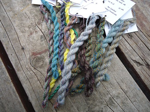 Handspun Threads