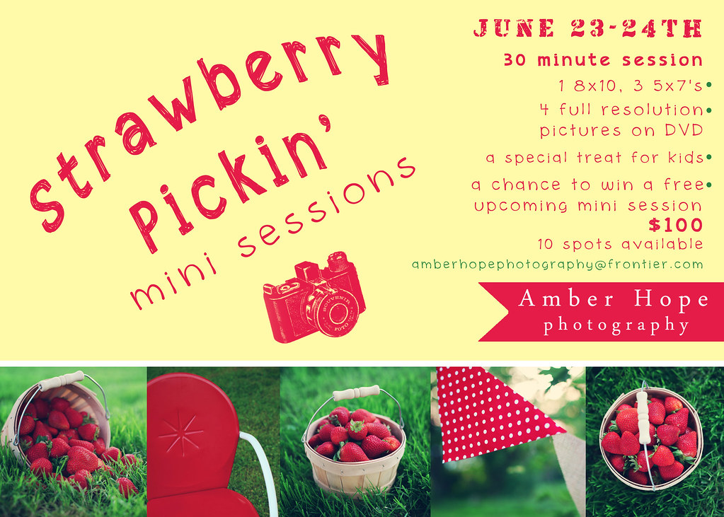 Strawberry Pickin Add org AH cam
