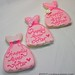 Shortbread custom wedding cookie favours
