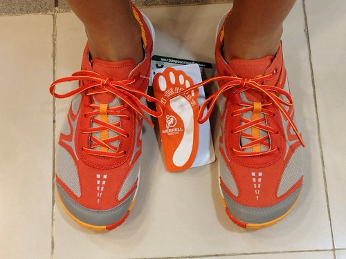 another pair of running/walking shoes