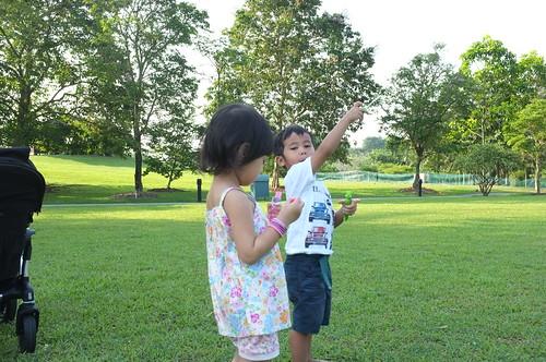 aina's birthday picnic 2012