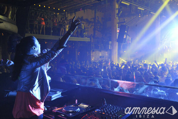 Matinee Opening Party at Amnesia 4