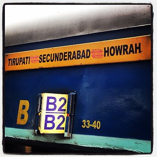 Home calling!!#bengalisinhyderabad #desitraveler #train #travel #kolkata #photoliciousfreak #tgif