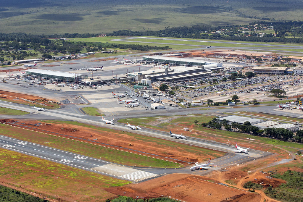 Aeroporto Juscelino Kubitschek : Bsb brasília presidente juscelino kubitschek