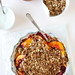 Small photo of Peach Raspberry Granola Crumble | Annie's Eats