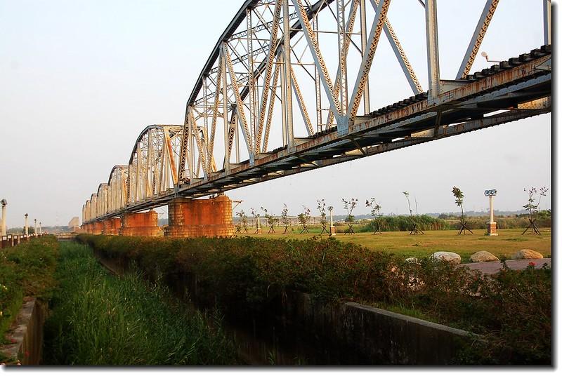 高屏舊鐵橋 2