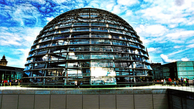 Reichstag dome - Berlin