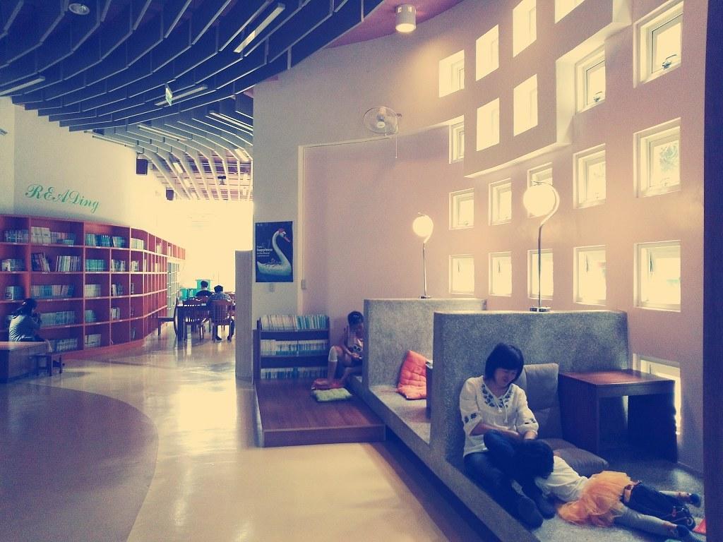 童話般的閱讀中心-彰化大村-村東國小