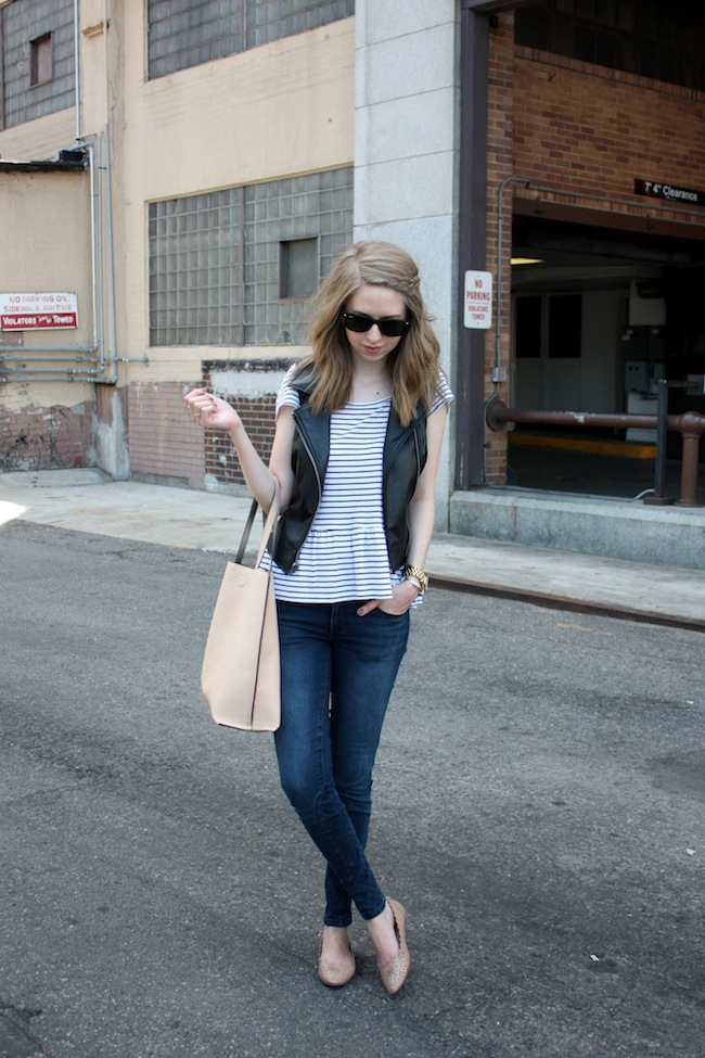 chelsea+lane+truelane+zipped+blog+minneapolis+fashion+blogger+bb+dakota+leather+vest+justfab+quited+denim+lulus+tote+shoedazzle1