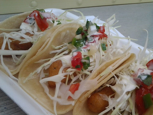 Fish Tacos, Jefe's Original Soul Shack