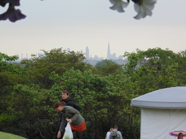 View from Henman Hill