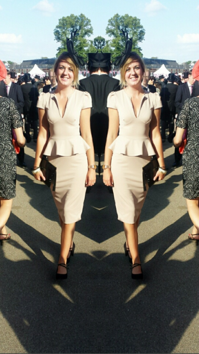 Royal Ascot Finale Day 2014 What I Wore