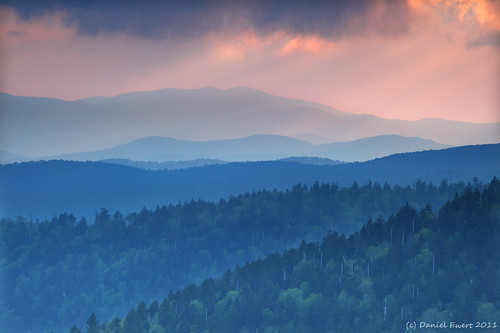 Smoky Mountain Light