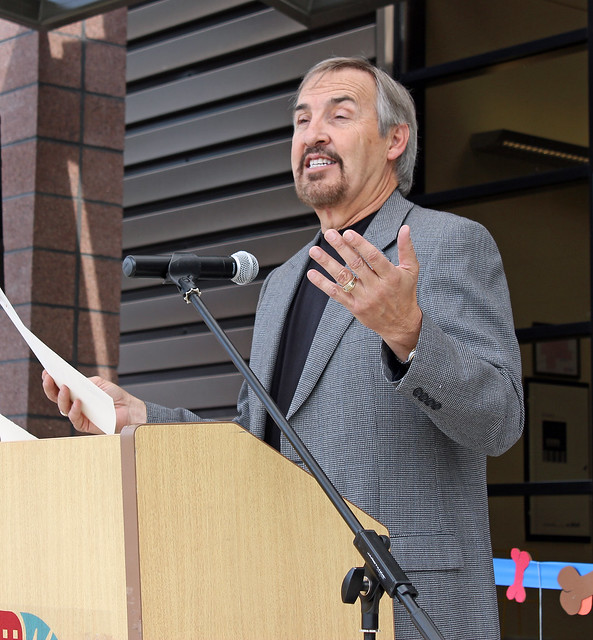 Denver Mayor Bill Vidal