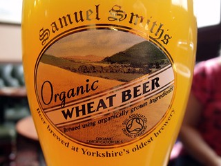 Samuel Smith's, Organic Wheat Beer, England