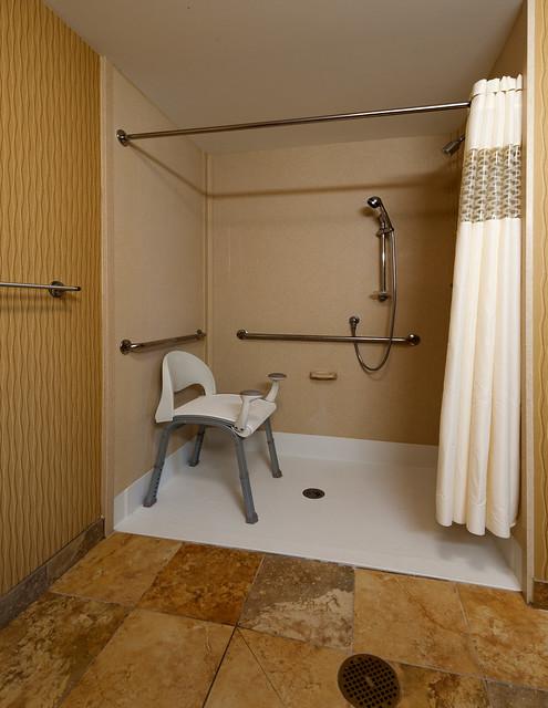 Ada Roll In Shower Flickr Photo Sharing
