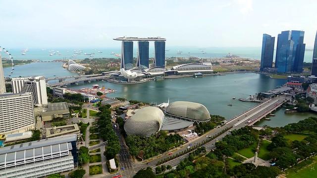 Singapur en dos días