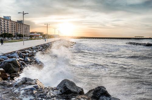 sunset pordosol sea brazil sun sol praia beach canon mar fortaleza ceara hdr t3i praiadeiracema 600d iracemabeach