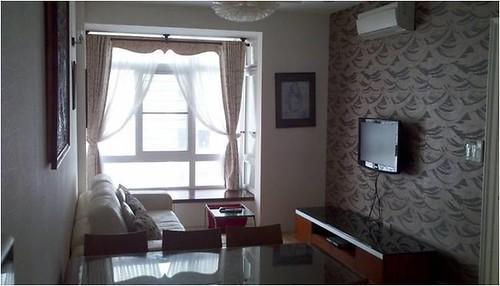 Cho thuê căn hộ Sky Garden 3, giá 650usd/ tháng