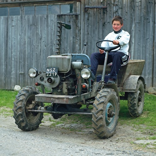 Homemade Tractor Bumper : Homemade tractors image flickr photo sharing