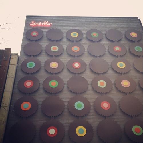 Brilliant Branding - Sprinkles Cupcakes