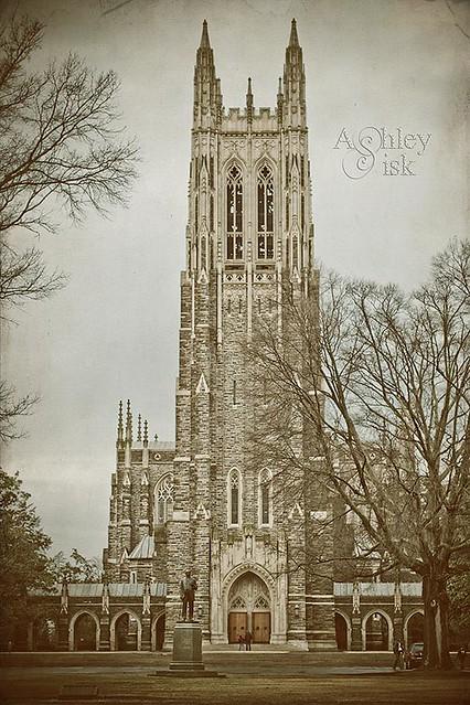 Duke Chapel Texture