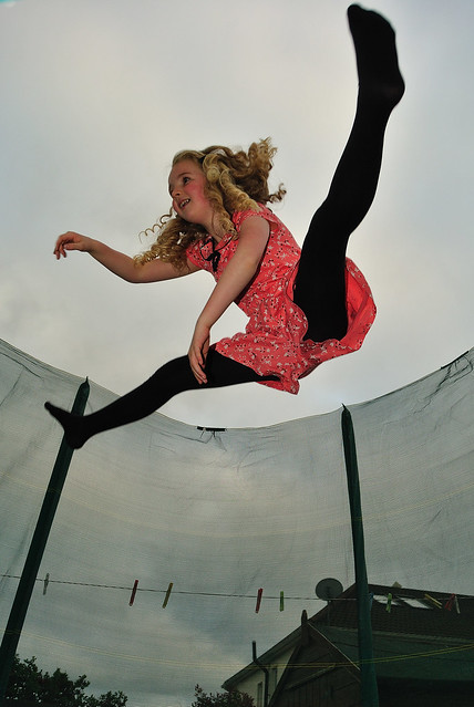 Willingly accept. Girls on trampolines that necessary